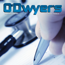 O'Dwyer's Cover October 2017